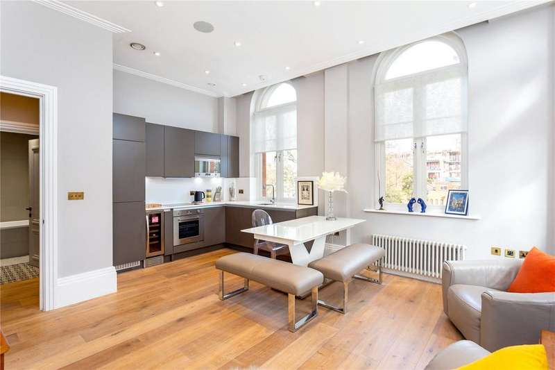 2 Bedrooms Flat for sale in Book House, 45 East Hill, London, SW18
