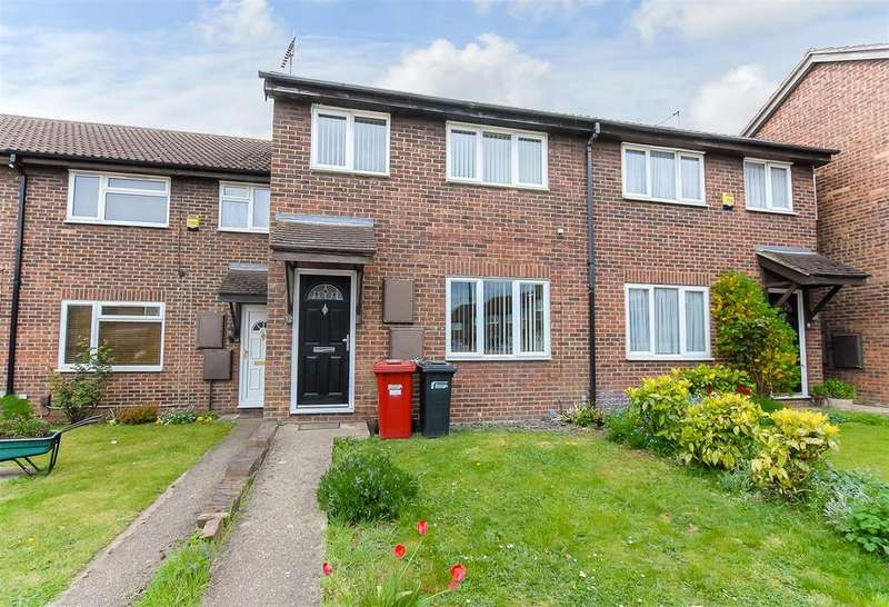 3 Bedrooms Terraced House for sale in Avebury, Cippenham