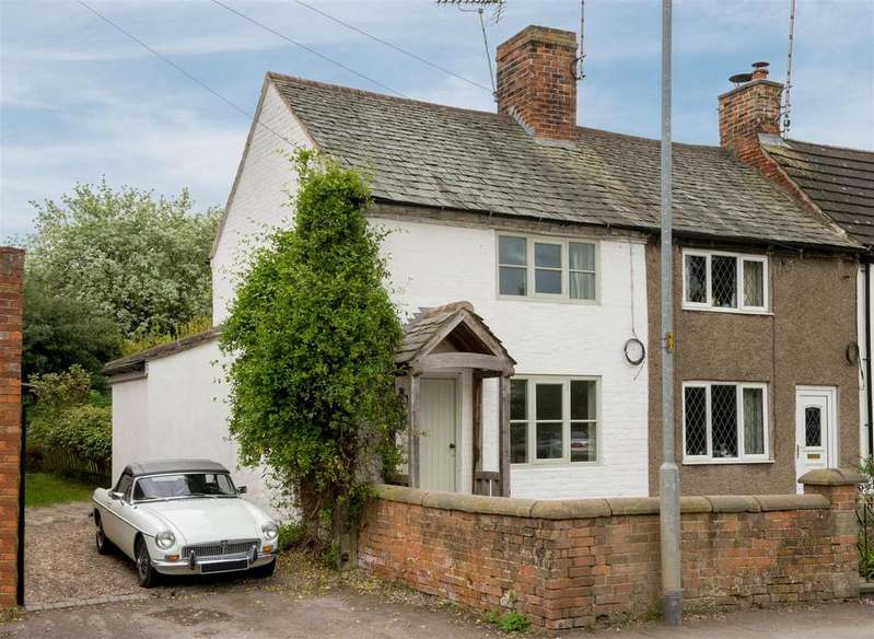 2 Bedrooms Cottage House for sale in Melton Road, Burton on the Wolds