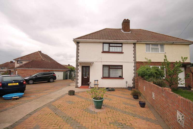 3 Bedrooms Semi Detached House for sale in Wyatt Road, Kempston, kempston, MK42