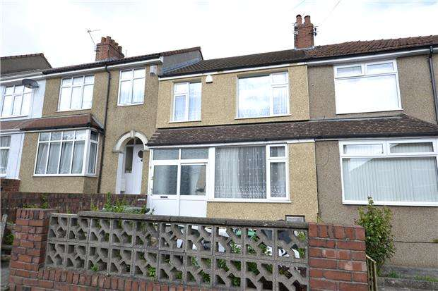 3 Bedrooms Terraced House for sale in Norley Road, Horfield, Bristol, BS7 0HP