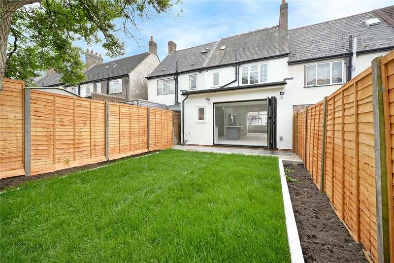4 Bedrooms Terraced House for sale in Lynwood Road, London, SW17
