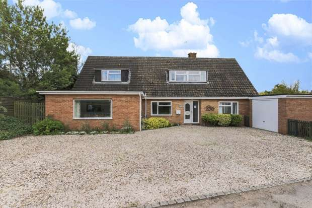 5 Bedrooms Detached House for sale in Chapel Lane, Bury St Edmunds, Suffolk, IP29 4AS