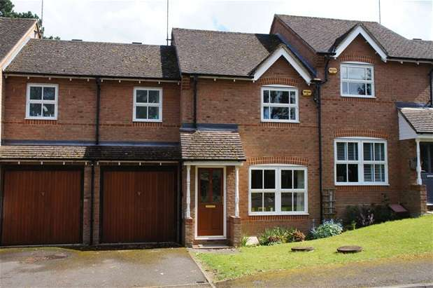 3 Bedrooms Terraced House for sale in Parkland, Bromham