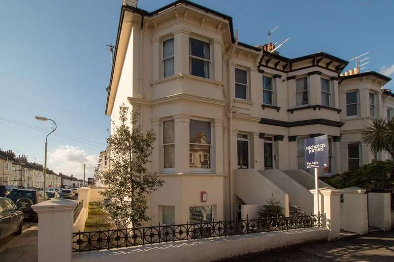 1 Bedroom Flat for sale in Cowper Street, Hove
