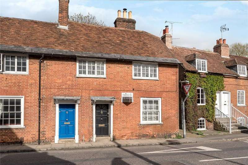 3 Bedrooms End Of Terrace House for sale in Palmerston Street, Romsey, Hampshire, SO51