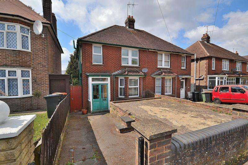 3 Bedrooms Semi Detached House for sale in Chiltern Road, Dunstable