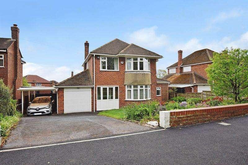 3 Bedrooms Detached House for sale in Highlands Road, Higher Runcorn