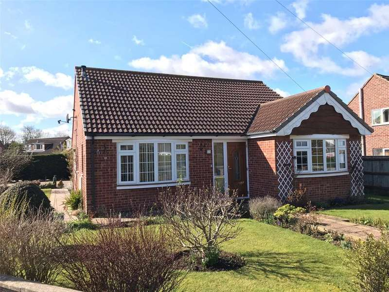 3 Bedrooms Detached Bungalow for sale in Sycamore Drive, Louth, Lincolnshire, LN11