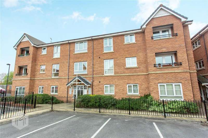 1 Bedroom Apartment Flat for sale in Madison Gardens, Westhoughton, Bolton, Greater Manchester, BL5