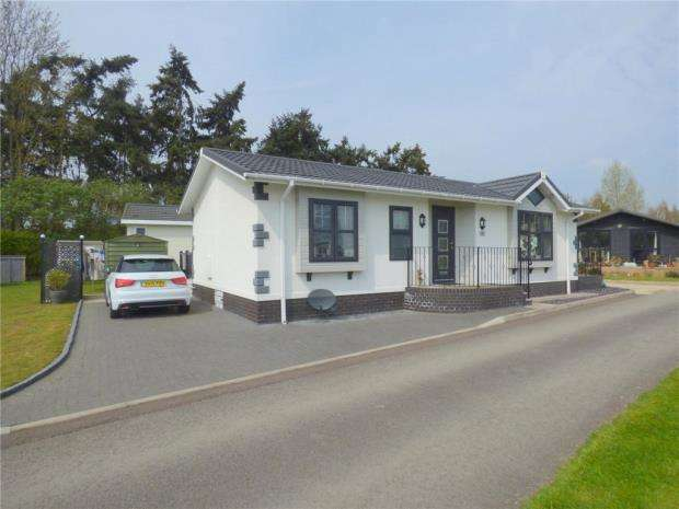 2 Bedrooms Mobile Home for sale in Twyning, Tewkesbury, Gloucestershire
