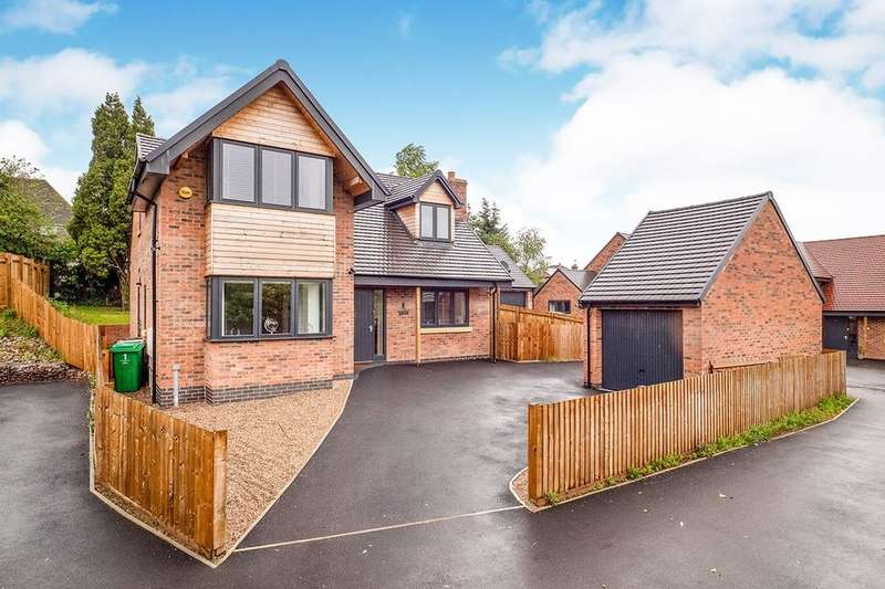 4 Bedrooms Detached House for sale in Stonesdale Close, Nottingham, NG5