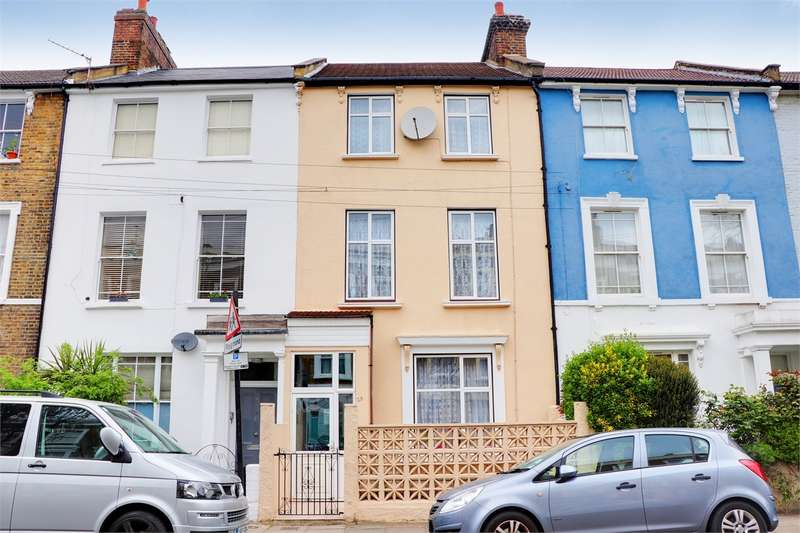 5 Bedrooms Terraced House for sale in Alexander Road, Crouch End Borders, London