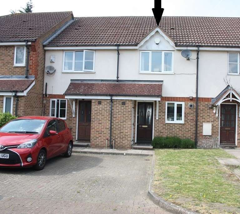 2 Bedrooms Terraced House for sale in Blackthorn Close, Earley, Reading, RG6