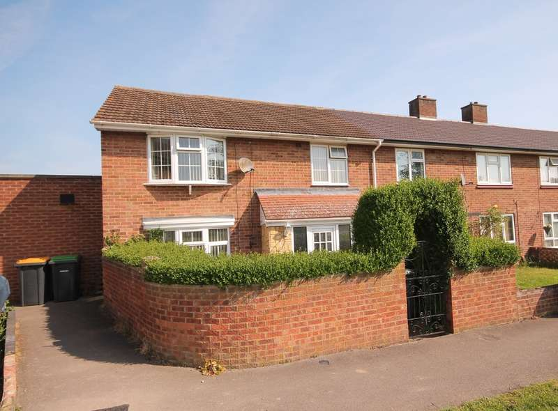 3 Bedrooms Terraced House for sale in Elliot Crescent, Bedford, MK41