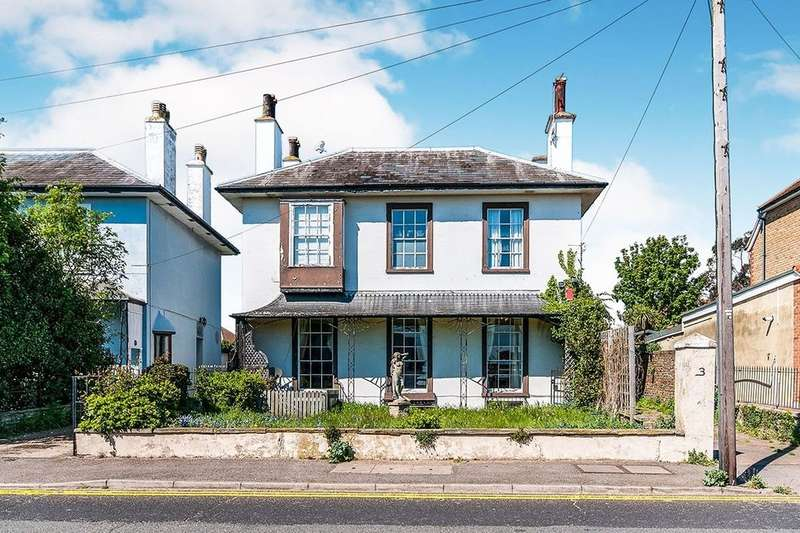 6 Bedrooms Detached House for sale in Park Road, Ramsgate, CT11