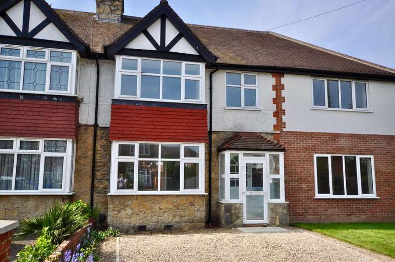 3 Bedrooms Terraced House for sale in The Drive , Earley, Reading, RG6 1EG