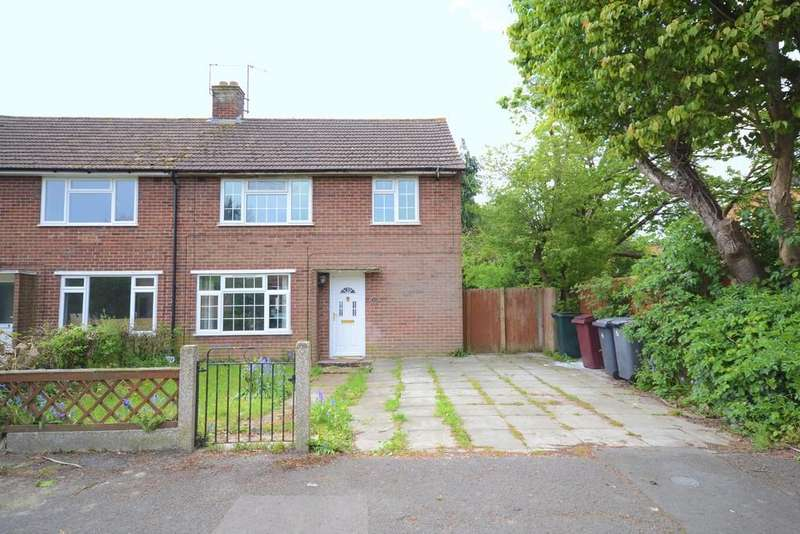 4 Bedrooms Semi Detached House for sale in Virginia Way, Reading