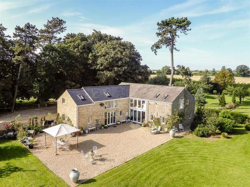 5 Bedrooms Barn Conversion Character Property for sale in Fringford, Oxfordshire