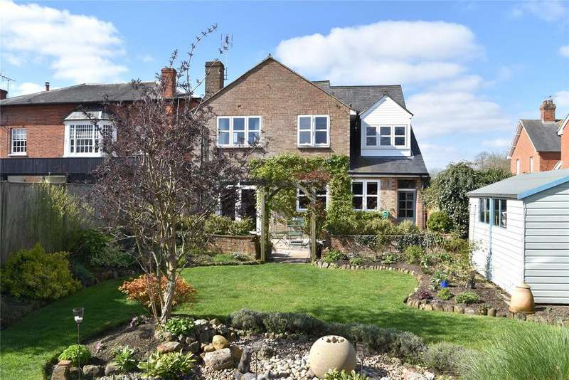 5 Bedrooms Detached House for sale in High Street North, Stewkley