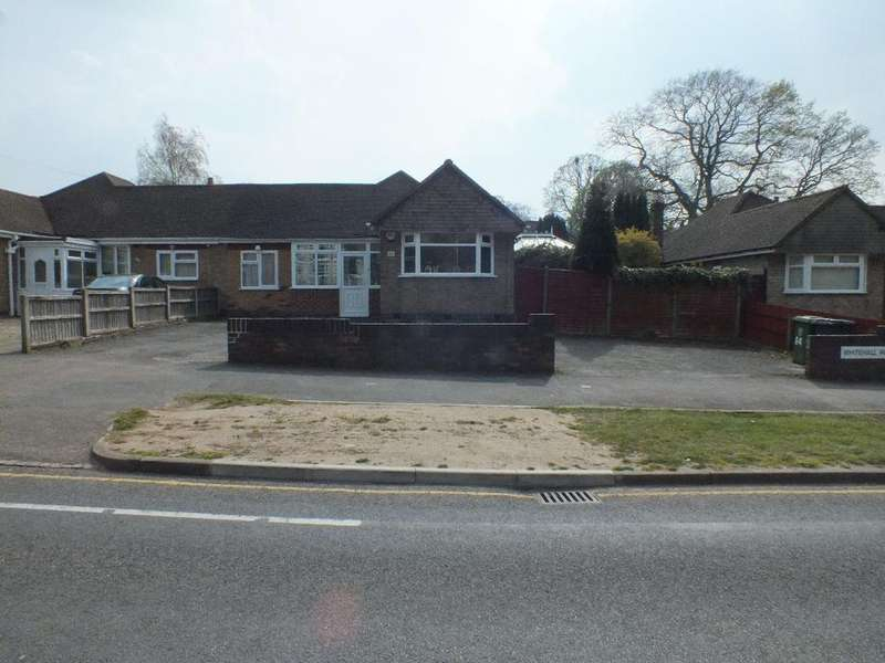 3 Bedrooms Semi Detached House for sale in Whitehall Road, LE5 6Gh