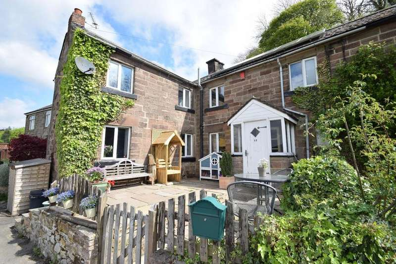 3 Bedrooms Semi Detached House for sale in Little Bolehill, Wirksworth