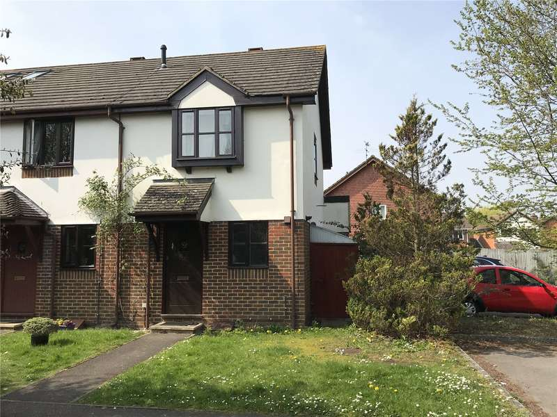 2 Bedrooms Terraced House for sale in Westmorland Drive, Warfield, Bracknell, Berkshire, RG42