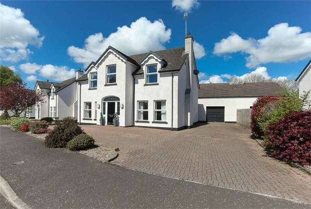 4 Bedrooms Detached House for sale in Motte Farm, Broughshane, Ballymena, County Antrim