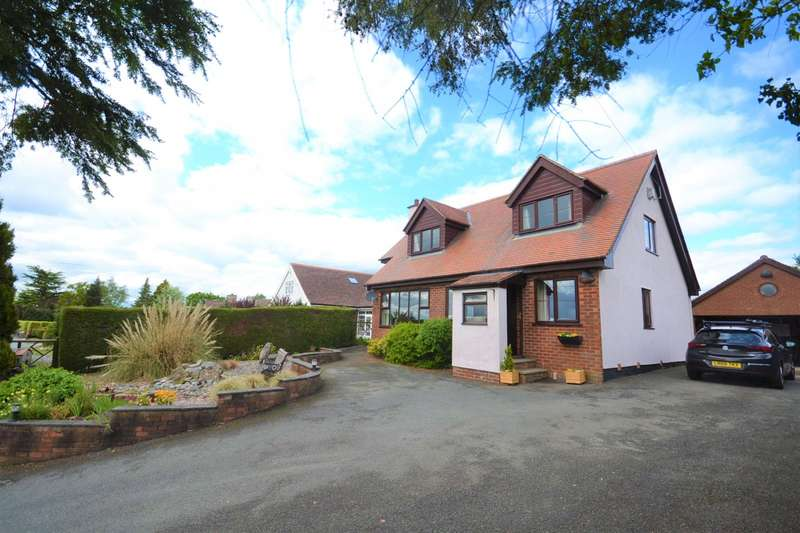 3 Bedrooms Detached House for sale in Dark Lane, Gawsworth, Macclesfield