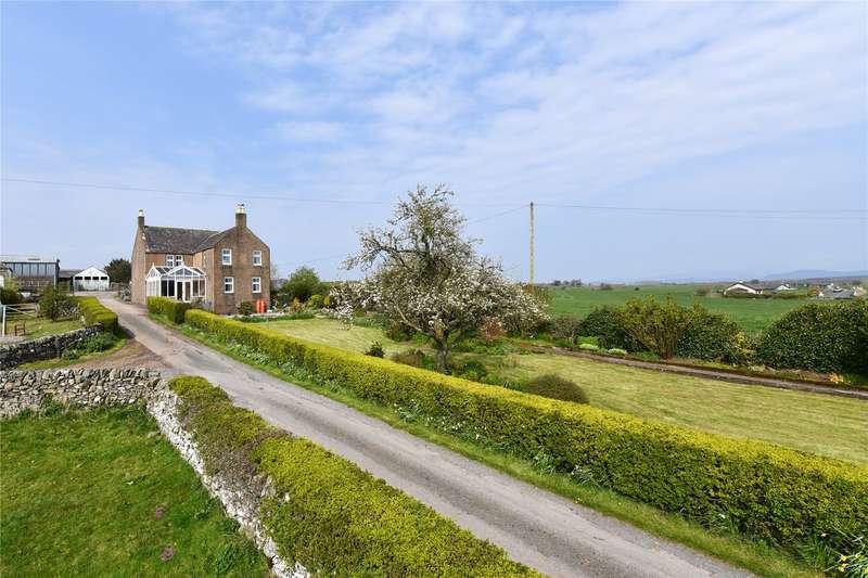 5 Bedrooms Detached House for sale in Glenturk Farmhouse, Wigtown, Newton Stewart, Dumfries and Galloway, DG8