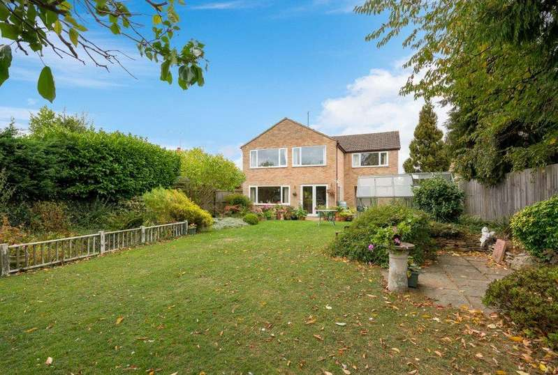 4 Bedrooms Detached House for sale in Leofric Avenue, Bourne, PE10