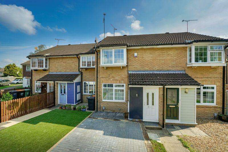 2 Bedrooms Terraced House for sale in Cemetery Road, Dunstable