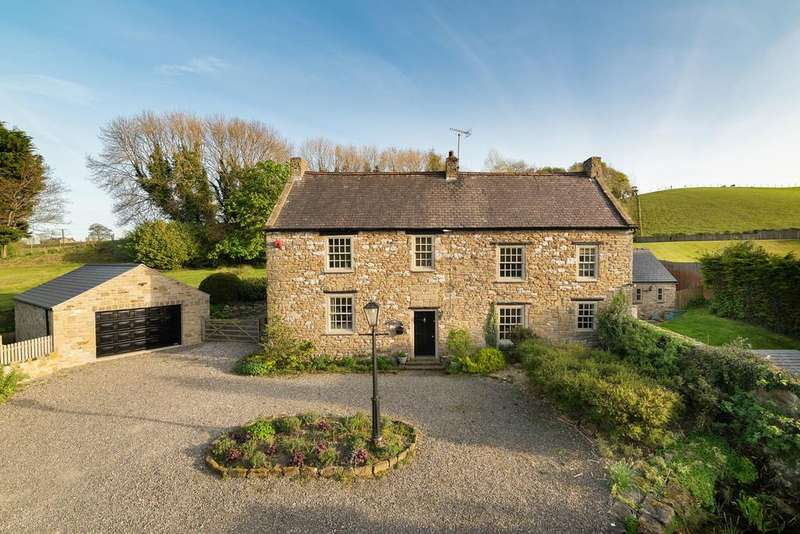 5 Bedrooms Detached House for sale in Llanasa, Holywell