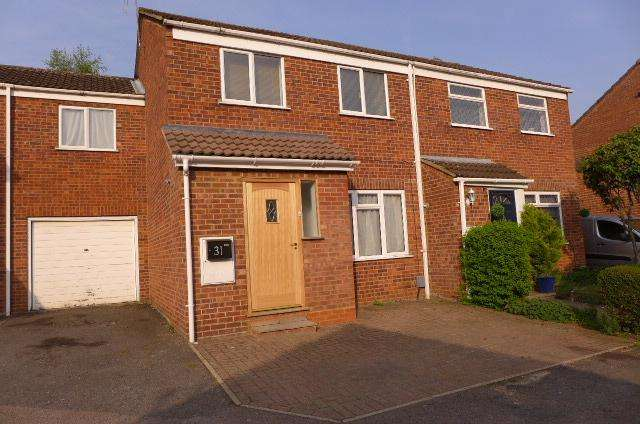 4 Bedrooms Terraced House for rent in Fir Tree Close, Flitwick, MK45 1NY