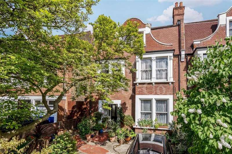 6 Bedrooms House for sale in Harvist Road, Queens Park, Queens Park, London, NW6