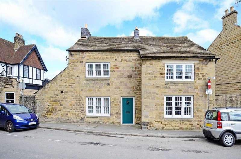 4 Bedrooms Link Detached House for sale in Bath Street, Bakewell