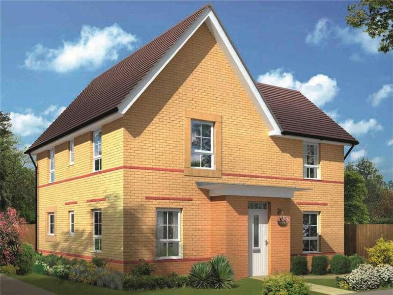 4 Bedrooms Property for sale in Fen Street, Brooklands, Lincoln, Milton Keynes