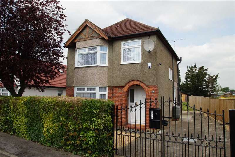 3 Bedrooms Detached House for sale in Masons Road, Cippenham