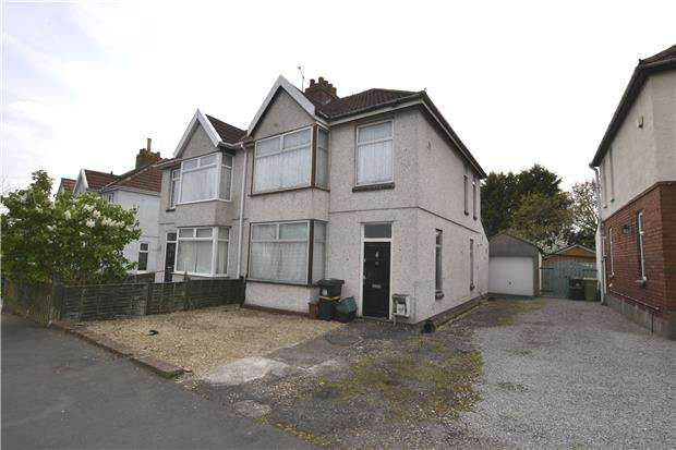 3 Bedrooms Property for sale in Eden Grove, BRISTOL, BS7 0PH
