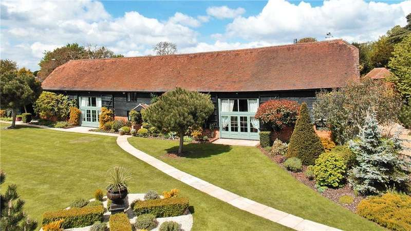 7 Bedrooms Detached House for sale in Crowsley, Henley-On-Thames, Oxfordshire, RG9