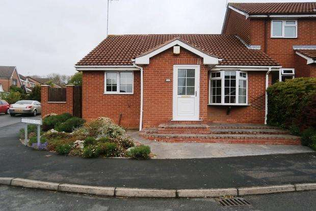 3 Bedrooms Bungalow for sale in Queensmead Close, Groby, Leicester, LE6