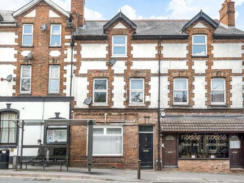 3 Bedrooms Terraced House for sale in Bridge Street, Caversham, RG4