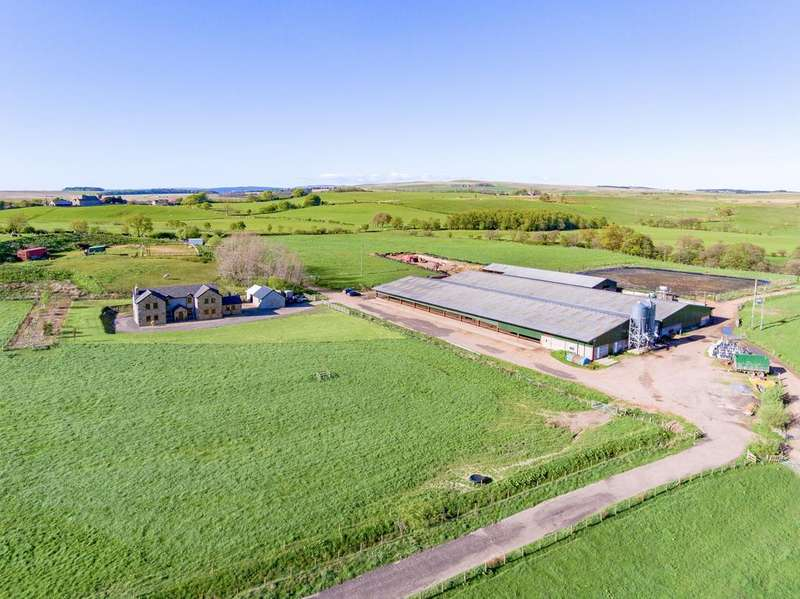 4 Bedrooms Detached House for sale in Lot 1 - Stoneybrook Farm, Lees Hill, Brampton, Cumbria CA8 2BB