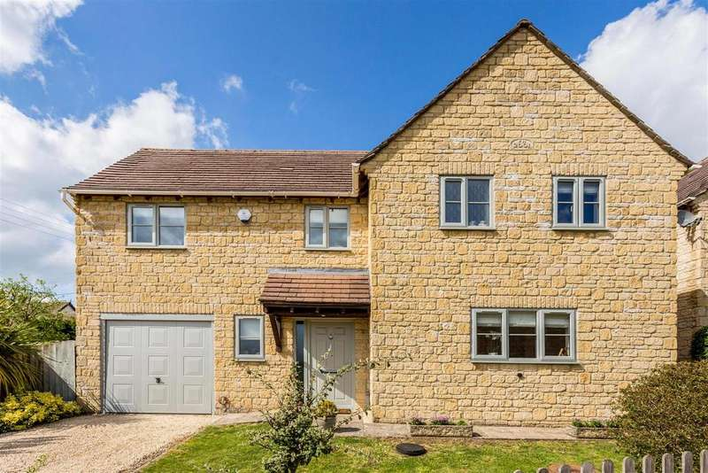 4 Bedrooms Detached House for sale in Box Gardens, Minchinhampton, Stroud