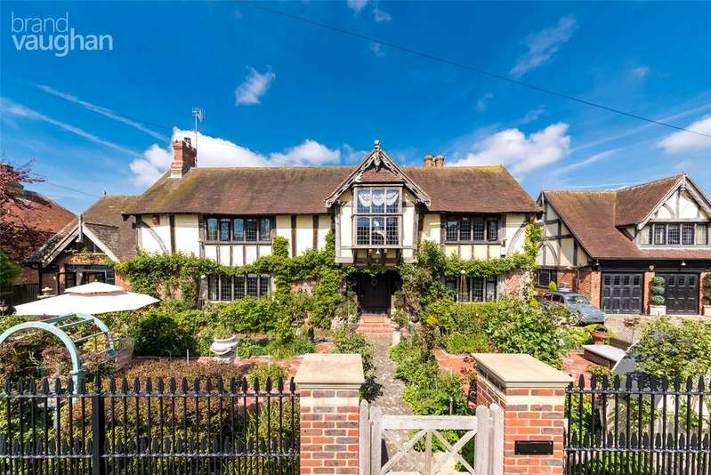 5 Bedrooms Detached House for sale in Dean Court Road, Rottigndean, Brighton, East Sussex, BN2