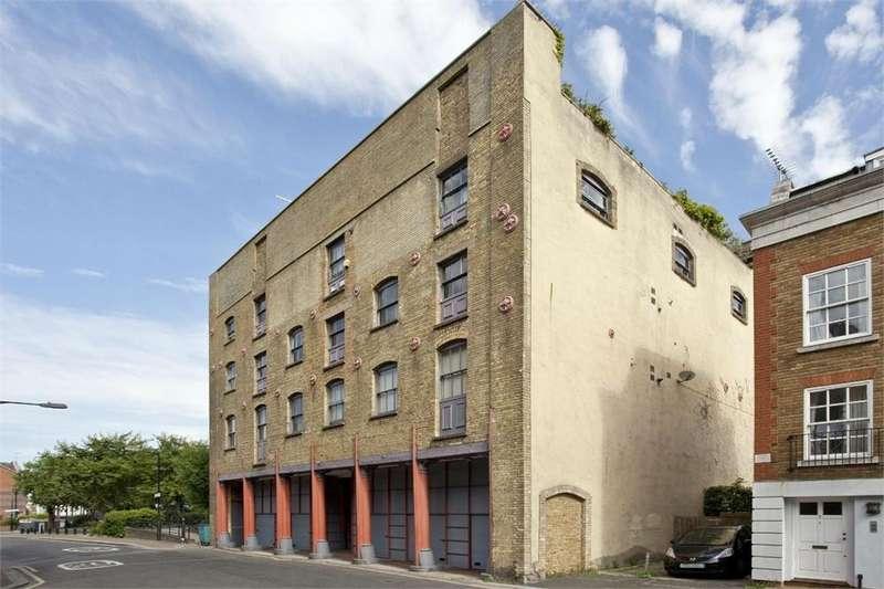 3 Bedrooms Flat for sale in Corbetts Wharf, 87 Bermondsey Wall East, London