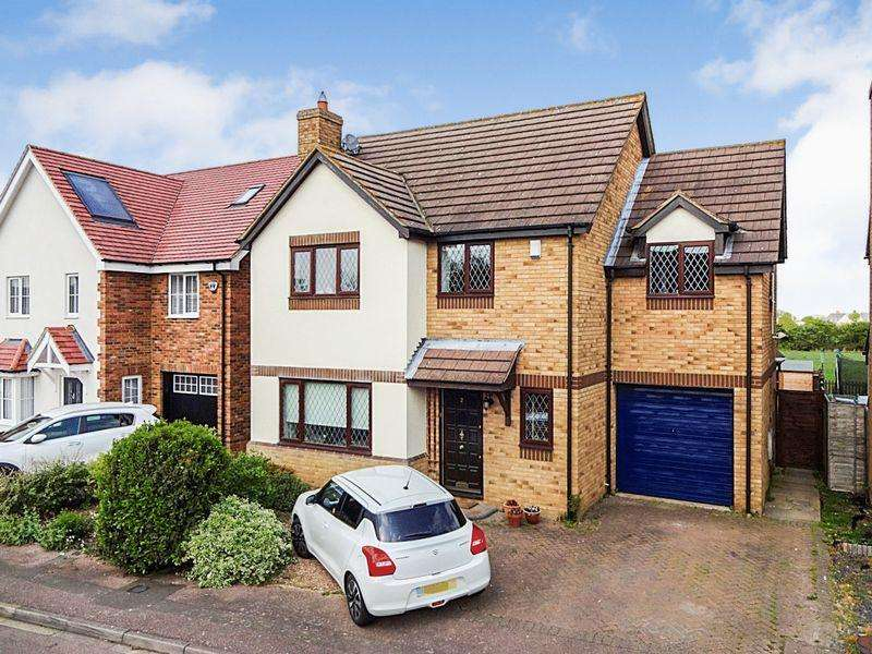 4 Bedrooms Detached House for sale in Howard Close, Wilstead