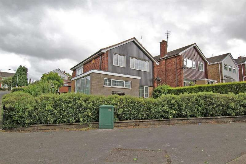 3 Bedrooms Detached House for rent in Mapperley Orchard, Arnold, Nottingham