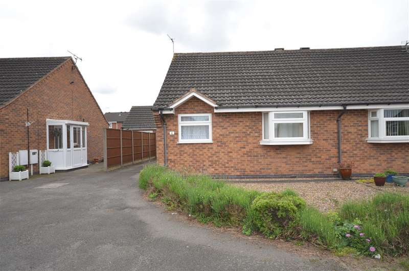 2 Bedrooms Semi Detached House for sale in Ash Grove, Mountsorrel