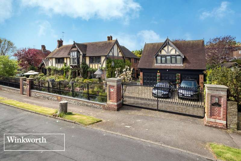 5 Bedrooms Detached House for sale in Dean Court Road, Rottingdean, Brighton, East Sussex, BN2